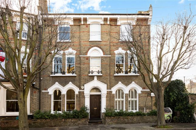 Thumbnail End terrace house for sale in Crossley Street, London