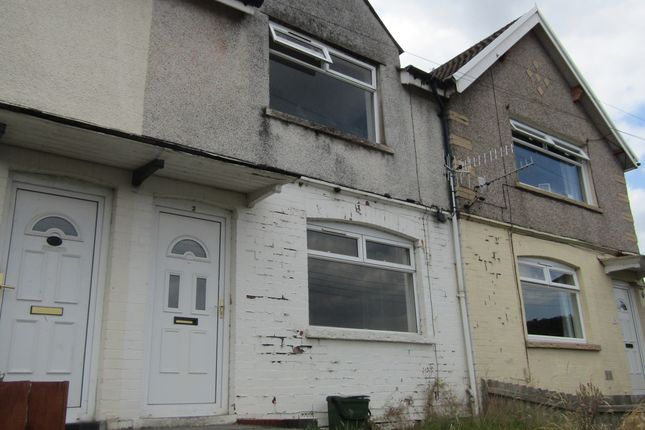 Thumbnail Terraced house to rent in Beech Terrace, Aberdare