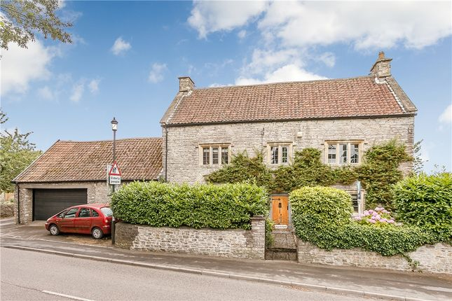 Thumbnail Detached house for sale in Westerleigh Road, Pucklechurch, Bristol