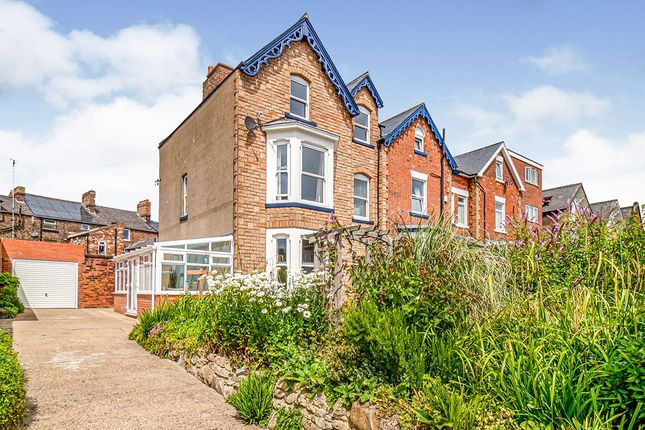 Thumbnail End terrace house for sale in Avenue Road, Scarborough, North Yorkshire
