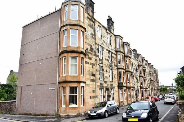 Thumbnail Flat for sale in 12B, Highholm Street, Port Glasgow