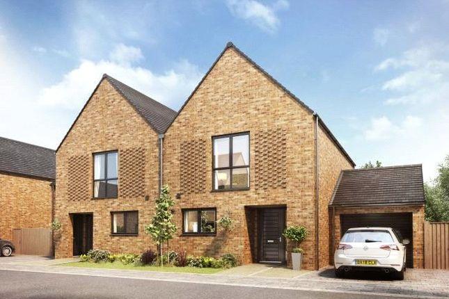 3 bed semi-detached house for sale in Mimram, Trig Point, Stevenage, Hertfordshire SG1