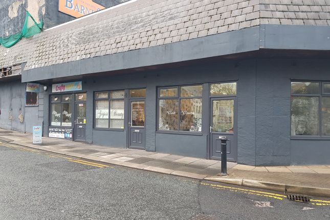 Thumbnail Retail premises to let in Cannon Street, Accrington