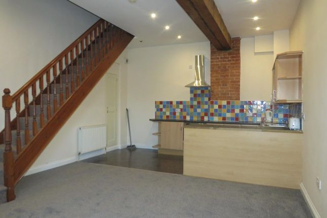 Living Room of Albion Place, Wisbech PE13