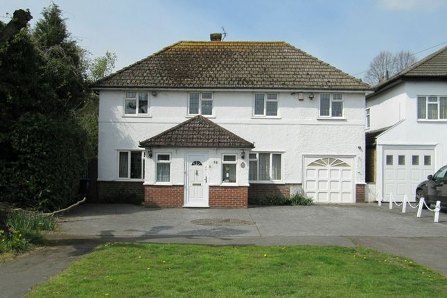 Thumbnail Detached house for sale in Wellesley Avenue, Iver