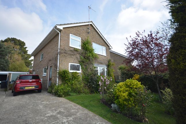 Thumbnail Detached house for sale in Sandford Way, Broadstone