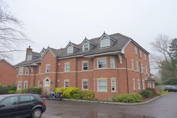 Thumbnail Flat to rent in The Links, Howbeck Road, Oxton
