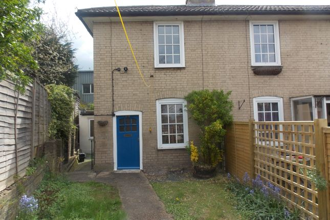Thumbnail Cottage to rent in Selsdon Road, Croydon