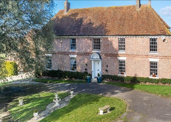 Thumbnail Detached house for sale in Ringlemere Lane, Sandwich, Kent