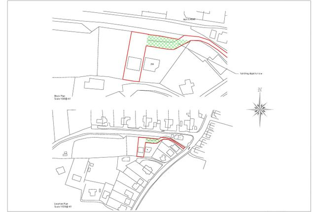 Thumbnail Land for sale in Upton Road, Ryde