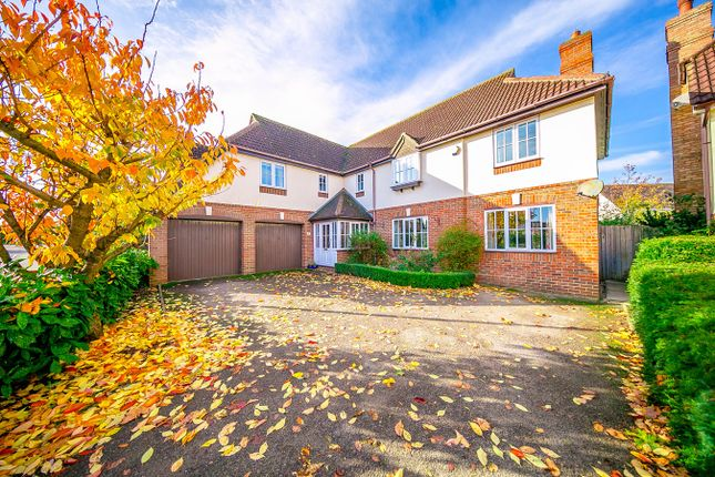 Detached house for sale in Bridport Way, Braintree