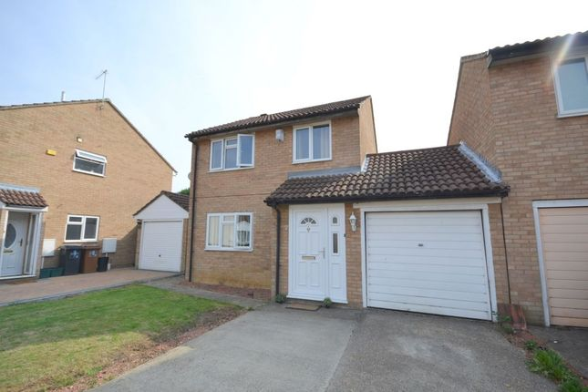 Thumbnail Detached house for sale in Manorfield Close, Little Biling, Northampton