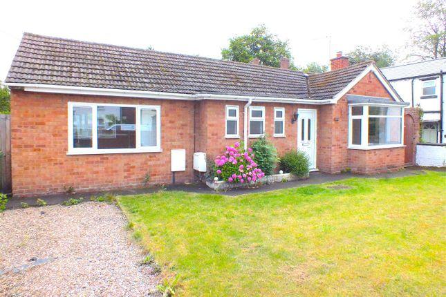 Thumbnail Detached bungalow to rent in Marlpool Lane, Kidderminster