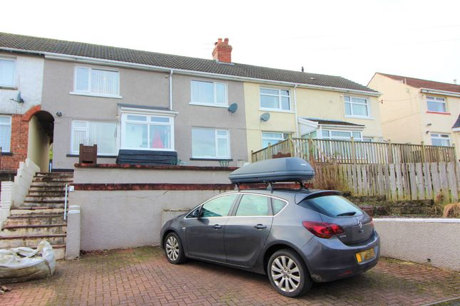 Thumbnail Terraced house for sale in Albertina Road, Treowen, Newbridge