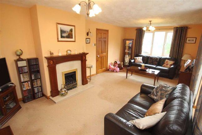 Lounge of Llwyn Y Garth, Llanfyllin SY22