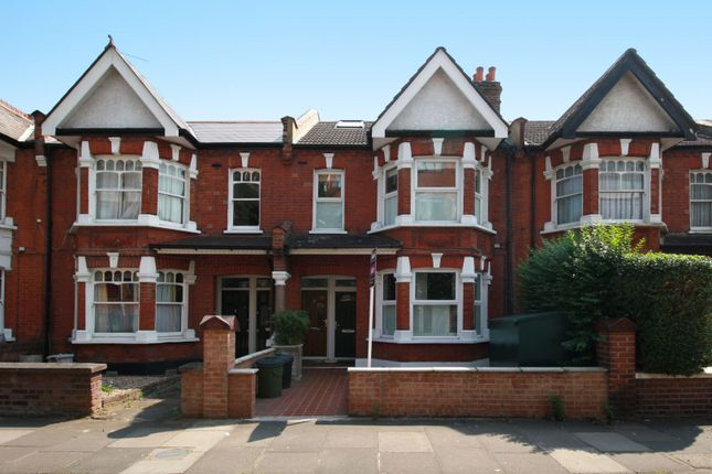 Thumbnail Maisonette for sale in Larden Road, Acton