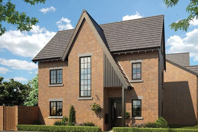 Thumbnail Detached house for sale in West Didsbury, Cavendish Road