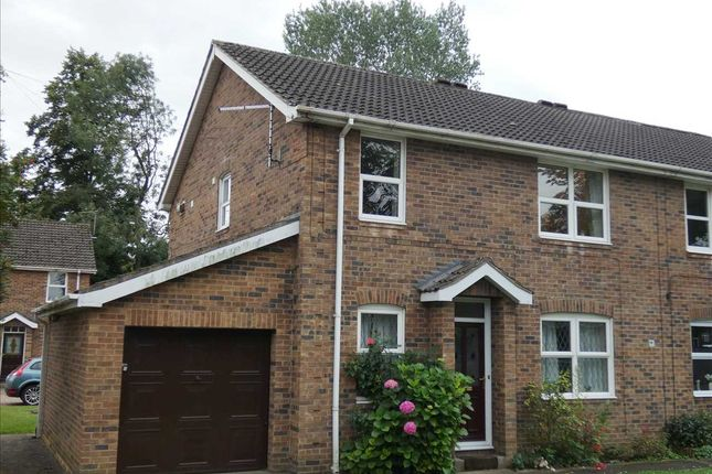 Thumbnail 2 bed flat for sale in St. James Court, Scunthorpe
