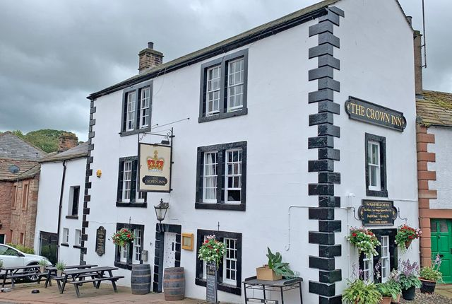Thumbnail Pub/bar for sale in Penrith, Cumbria