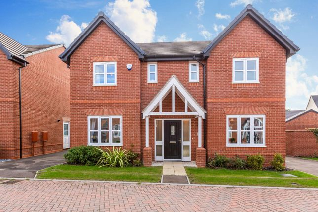 Thumbnail Detached house for sale in Gershwin Road, Stoke Mandeville, Aylesbury