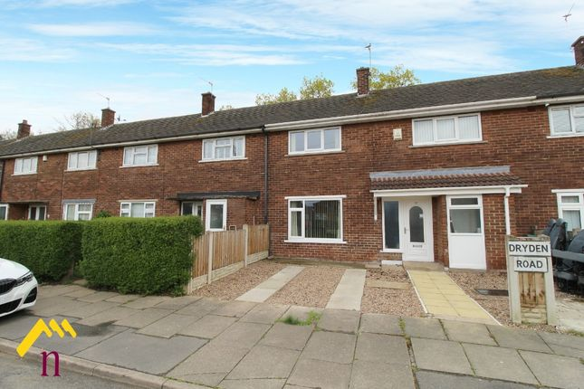 3 bed terraced house for sale in Dryden Road, Balby, Doncaster DN4