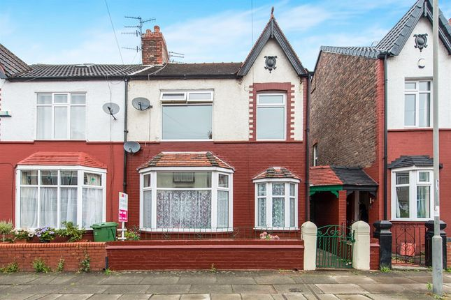 4 bed semi-detached house for sale in Harthill Avenue, Mossley Hill, Liverpool