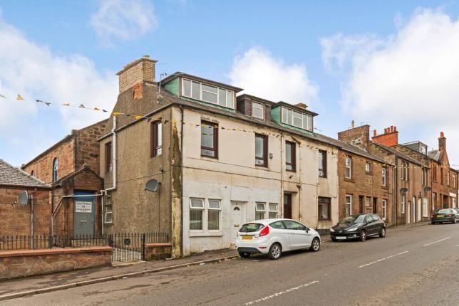 External of Main Street, Auchinleck, Cumnock, East Ayrshire KA18