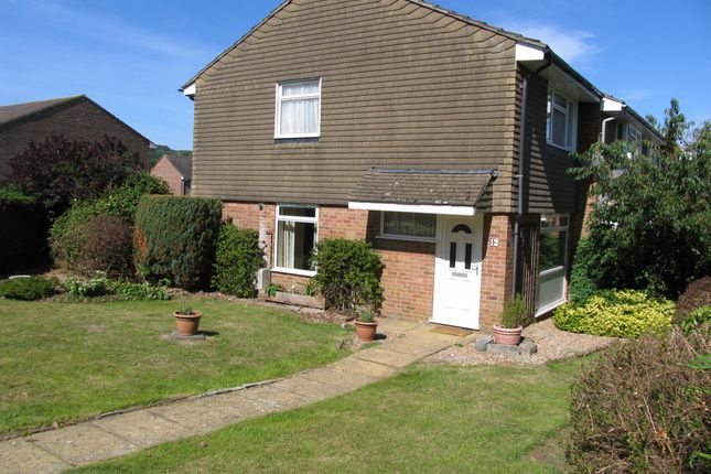 Semi-detached house to rent in Buckhurst Close, Lewes