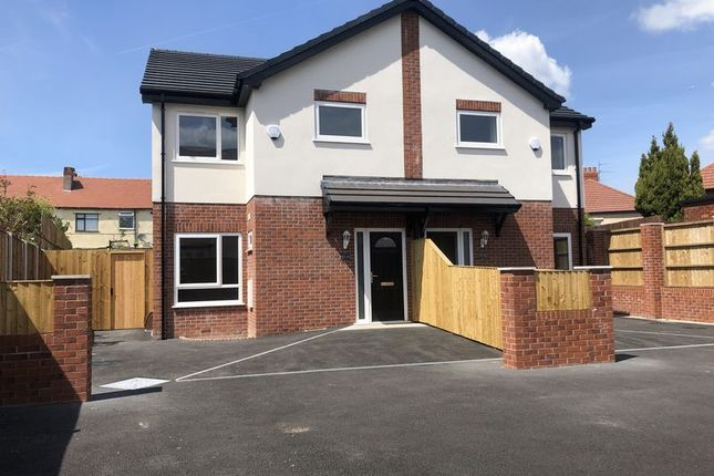 Thumbnail Semi-detached house for sale in Brownmoor Lane, Crosby, Liverpool