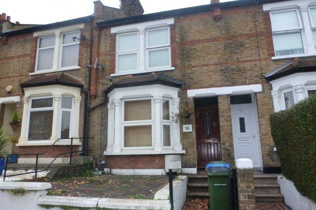 Thumbnail Terraced house to rent in Rochdale Road, London