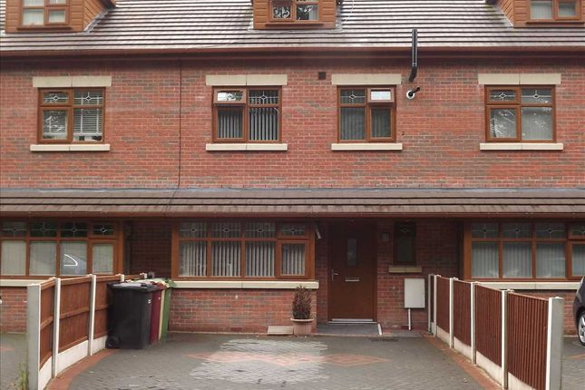 Thumbnail Town house for sale in Seymour Road, Bolton