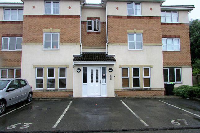 Thumbnail Flat to rent in Newton Street, Droylsden