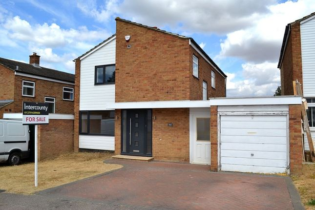 Thumbnail Detached house for sale in Copse Hill, Harlow