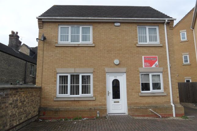 Thumbnail Property to rent in Burghley Road, Peterborough