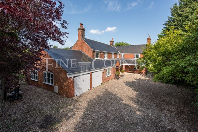 Thumbnail Detached house for sale in The Heath, Dedham, Colchester