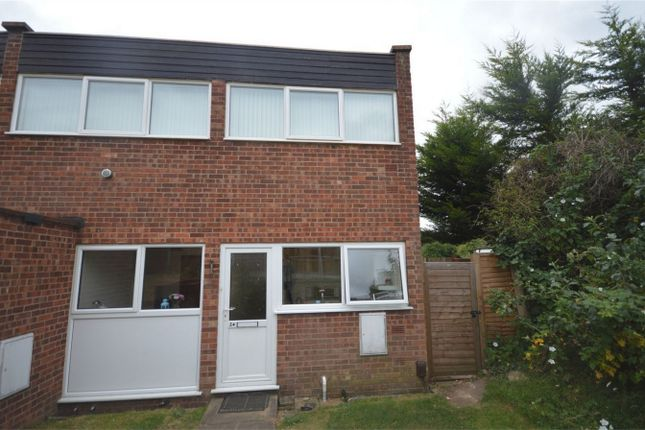 Thumbnail Flat for sale in Windmill Court, Norwich