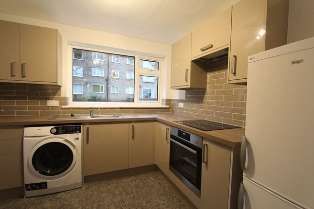 Thumbnail Flat to rent in Gledhow Wood Road, Roundhay, Leeds