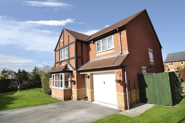 4 bed detached house for sale in Huntington Drive, Lawley Bank, Telford