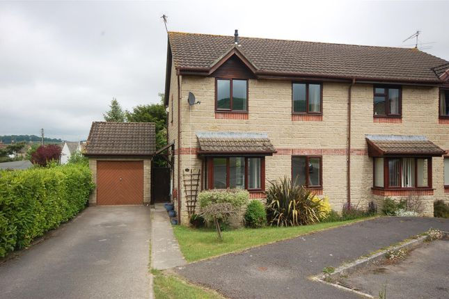 4 bed semi-detached house for sale in Borough Close, Kings Stanley, Stonehouse