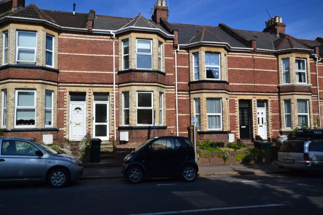 Thumbnail Room to rent in Barrack Road, St. Leonards, Exeter