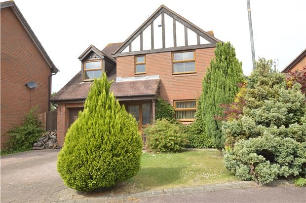Thumbnail Detached house for sale in The Nurseries, Bishops Cleeve