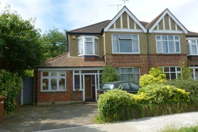 4 bed semi-detached house to rent in Barrow Point Avenue, Pinner