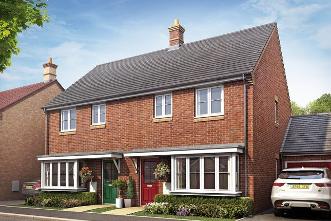 Thumbnail Semi-detached house for sale in Sandpit Lane, Thorney