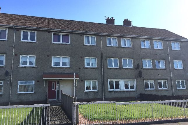 Thumbnail Flat to rent in Langloan Crescent, Coatbridge, North Lanarkshire