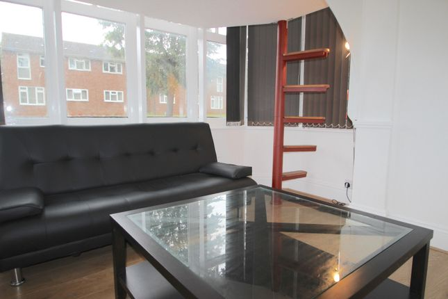 Thumbnail Flat to rent in Thomas Street, Wellingborough