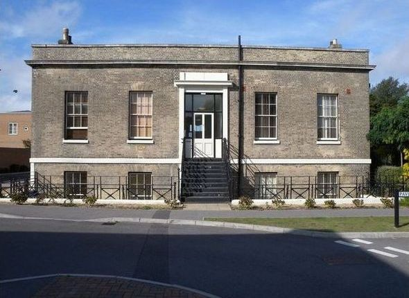 Thumbnail Flat to rent in Pavilion Way, Gosport, Hampshire