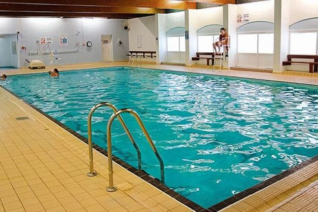 Indoor Pool of Ocean Edge Holiday Park, Heysham LA3