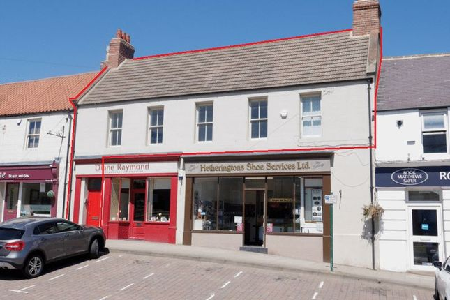 Thumbnail Commercial property to let in Front Street West, Bedlington