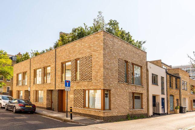 Thumbnail Mews house for sale in Richborne Terrace, London