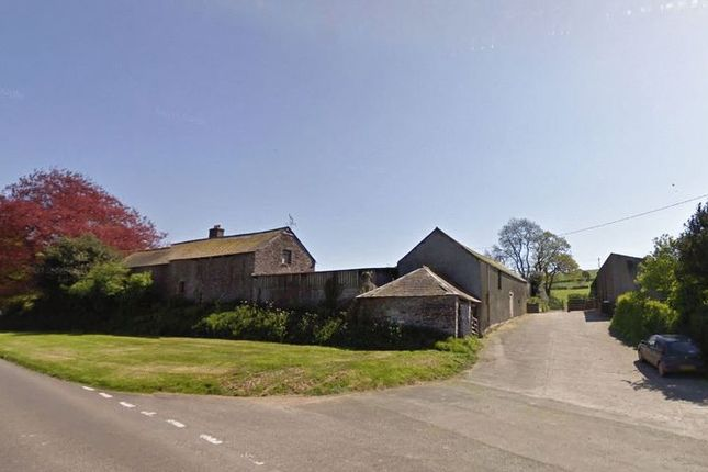 Thumbnail Barn conversion for sale in Chillaton, Lifton